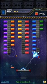 Brick Breaker Star: Space King 5