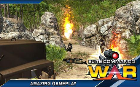 Elite Terrorist Commando War 3