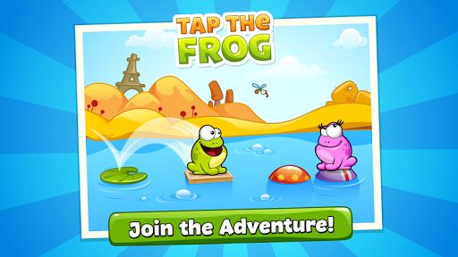 Tap the Frog 6