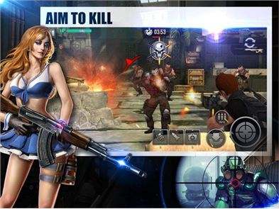 Hero Forces: Free Shooter Game 2