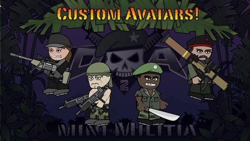 Doodle Army 2 : Mini Militia 5