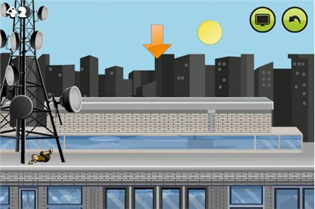 Parkour: Roof Riders Lite 2