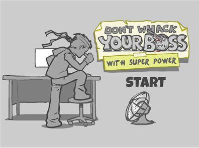 Whack Your Boss: Superhero 1