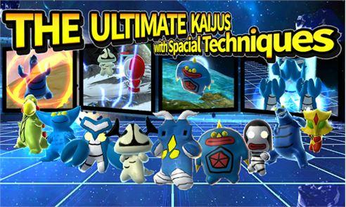 Ultraman Rumble2:Heroes Arena 5