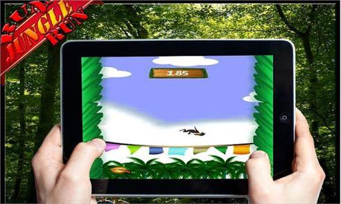 Jungle Free Run Game 4