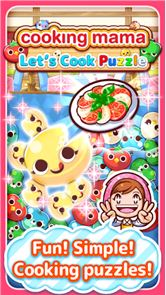 [Puzzle] Cooking Mama 1