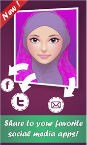 Hijab Make Up Salon 6