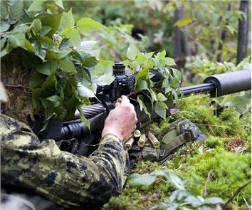 Sniper Death Shooting jigsaw 3