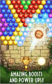 Bubble Shooter Lost Temple 3