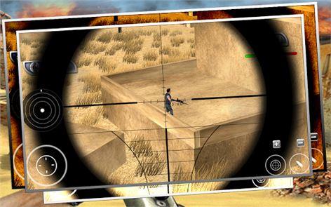 Aplha Sniper Shooting 4
