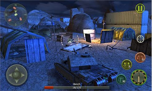 Tank Strike 3D 5