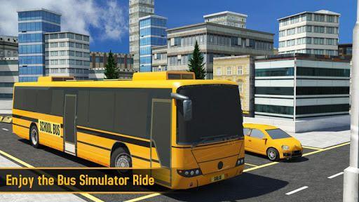 School Bus 3D 6