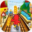 Subway Soni Frozen Running apk