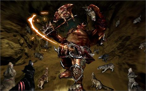 Wolf Online 4