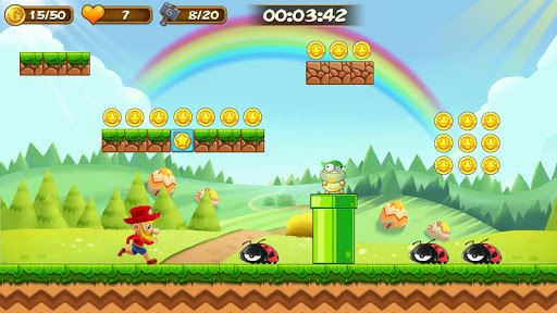 Super Adventure of Jabber 1