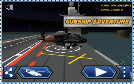 Gunship Adventure :Heli Attack 1