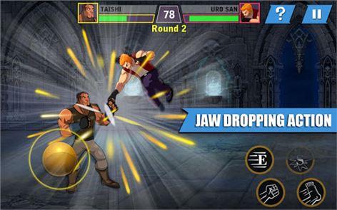 Kung Fu Combat 2