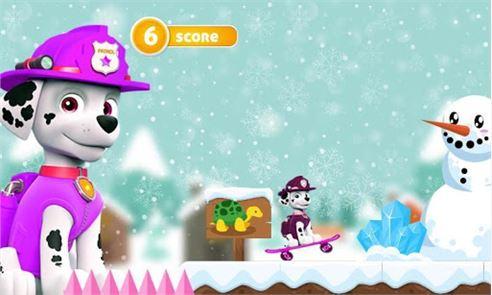 Paw puppy snowman patrol 4