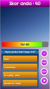 Tebak Lagu Indonesia 2
