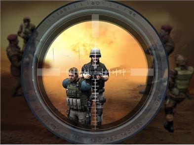 Frontier Target Sniper 5