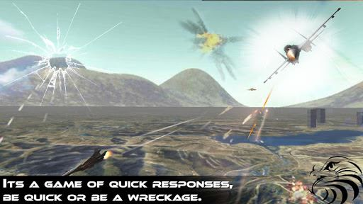 Jet Fighter Dogfight Chase 3D 1