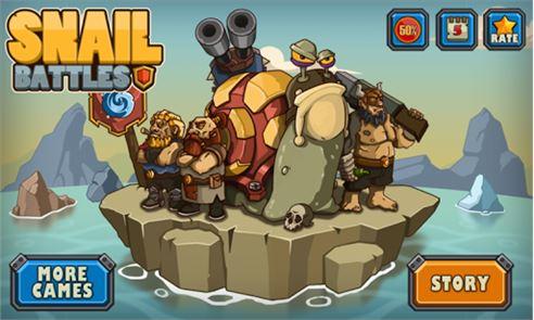 Snail Battles 1