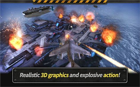 GUNSHIP BATTLE: Helicopter 3D 3