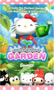 Hello Kitty's Garden 1