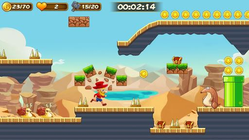 Super Adventure of Jabber 5