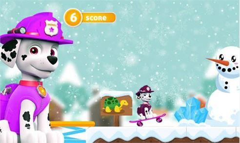 Paw puppy snowman patrol 2