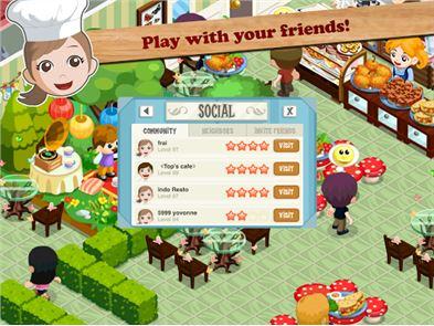 Restaurant Story™ 5