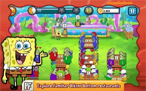 SpongeBob Diner Dash 4