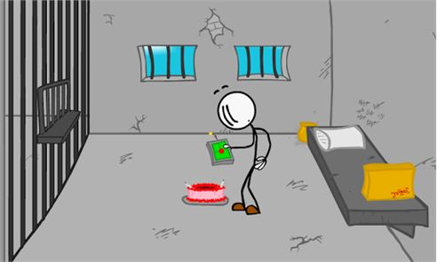 Escaping the Prison 6