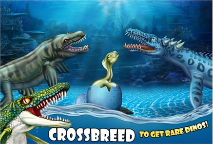 Jurassic Dino Water World 4