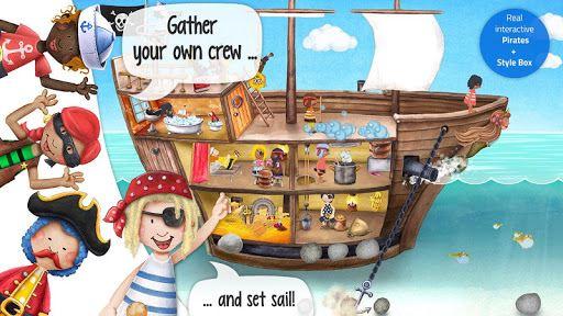 Tiny Pirates – Seek & Find 1