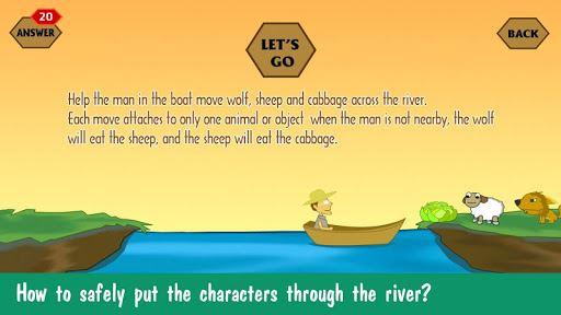 River Crossing IQ 2