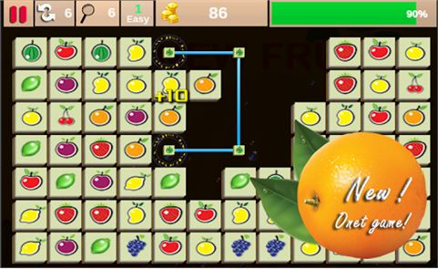 Onet new Fruits 2