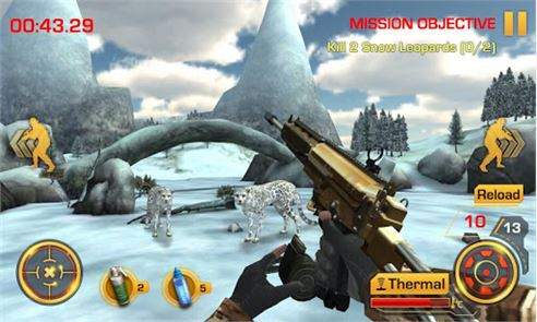 Wild Hunter 3D 3
