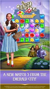 The Wizard of Oz Magic Match 1