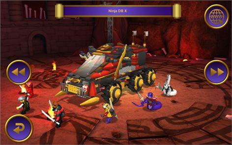 LEGO® Ninjago™ Tournament 1