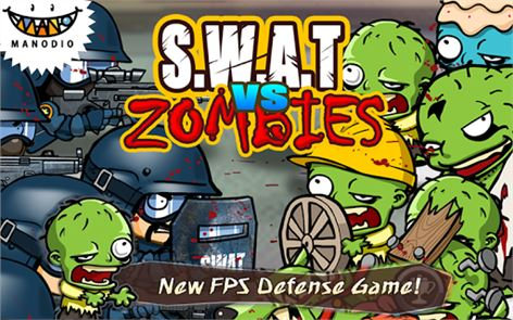 SWAT and Zombies 1