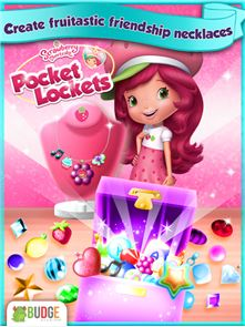 Strawberry Shortcake Lockets 6