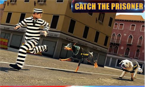 Police Dog 3D : Crime Chase 1