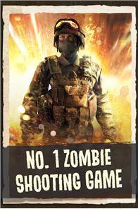 Zombie Combat: Trigger Call 3D 3
