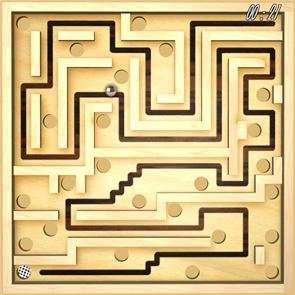 Classic Labyrinth 3d Maze 4