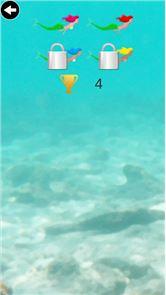 mermaid swimming underwater 2