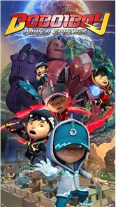 BoBoiBoy: Power Spheres 1