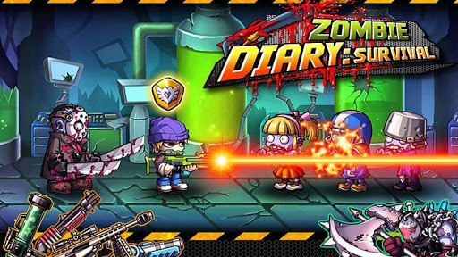 Zombie Diary 1