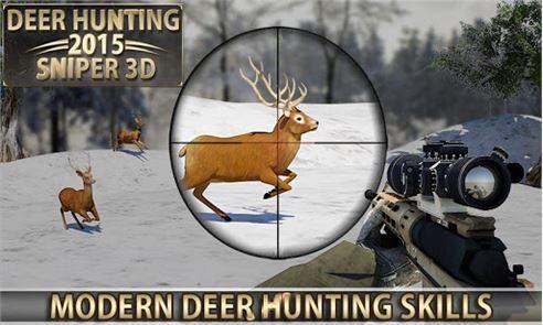 Deer Hunting – 2015 Sniper 3D 5