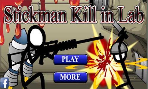 Stickman Kill in Lab 1